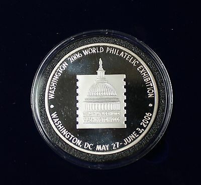 2006 Washington World Philatelic Exhibition Award Vermeil Don Peterson