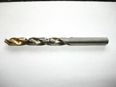 Dormer Metric TiN Coated Drill Bits - Various Sizes