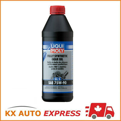 Liqui Moly Full Synthetic Transmission Oil High Performance (GL5) SAE 75W-90 1L