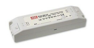 PLC-30-24 30W 24V Alimentatore Switching Mean Well - Power Supply