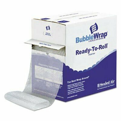 "Sealed Bubble Wrap® Cushioning Material In Dispenser Box, 12"" x 175ft (SEL88655)"