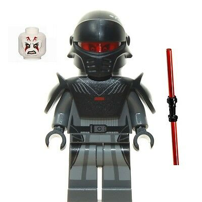 LEGO STAR WARS REBELS MINIFIGURE THE INQUISITOR GALACTIC EMPIRE DARK SITH 75082