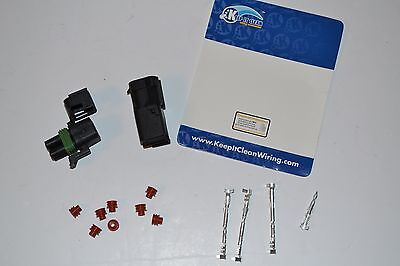 Keep It Clean WPWC4 Weatherproof Square 4-Wire Connector Kit