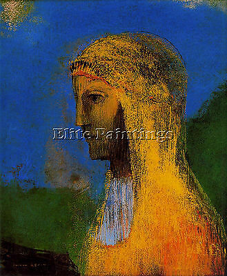 Odilon Redon Cacdu74T Artist Painting Reproduction Handmade Oil Canvas Repro