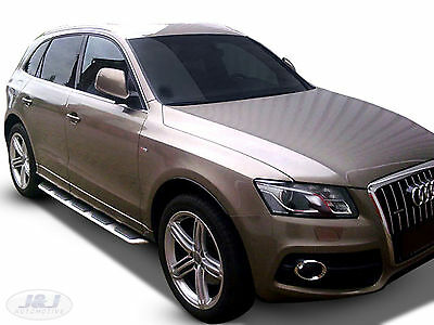 RB017 Side steps AUDI  Q5  2008 - 2015 OEM style Running Boards