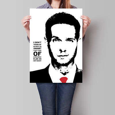 Suits Poster Mike Ross TV Show A2 A3 A4