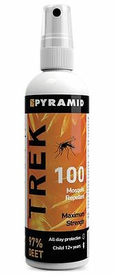 Trek 100 (formerly Repel 100) Deet Insect Repellent - 120ml