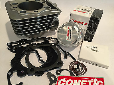 Honda TRX 400EX 400X Top End Rebuild Repair Kit Wiseco Piston Gaskets Cylinder