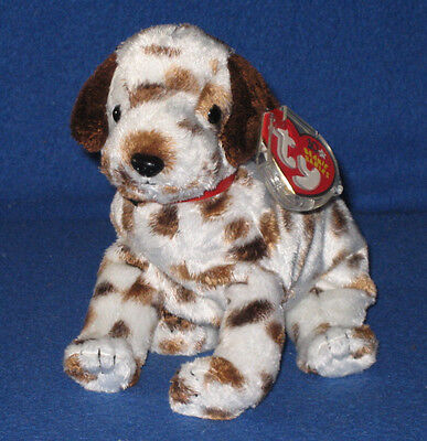Retired TY BO the DALMATIAN BEANIE BABY - MINT with MINT TAG