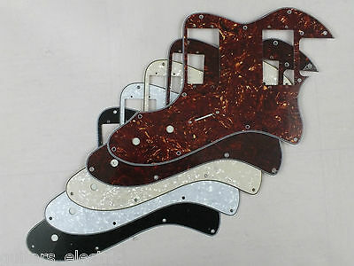 SCRATCH PLATE Pickguard to fit USA Telecaster 72 Thinline guitar 5 Colours