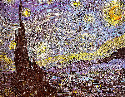 Van Gogh 41 Artist Painting Reproduction Handmade Oil Canvas Repro Wall Art Deco