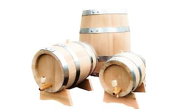 NEW Oak Barrels Wooden Barrels Wine Whiskey Barrels  3L,5L,10L,15L,20L...225L