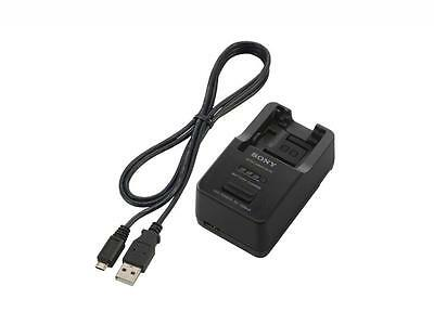 Genuine Sony BC-TRX Battery Charger for X/G/N/D/T/R/K Series Batteries-Black VG