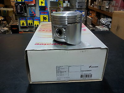 New Holden Red 6 Cyl 161 Cast Flat Top Piston Set +060 PHO16160601E/RY2028-060