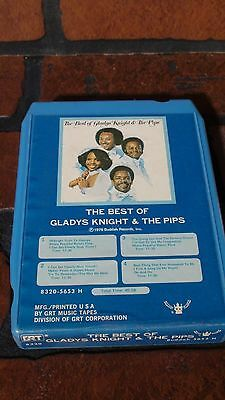 GLADYS KNIGHT & The Pips The Best of 8-Track Tape