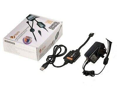 USB 2.0 to SATA/IDE Adapter Kit with Power Adapter for 2.5/3.5/5.25 Hard Drive