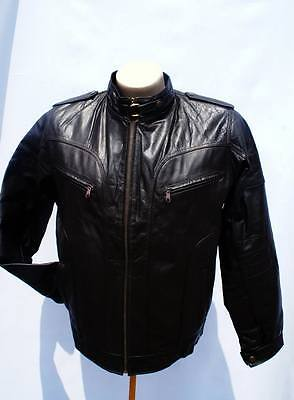 Converse Chuck Taylor 132414C Leather Motorcycle Jacket