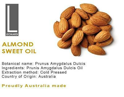 Almond Oil Sweet 100% Pure Natural Base Carrier Oil 200Ml