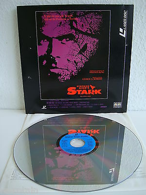 Stephen King's Stark - Dark Half | Laserdisc PAL Deutsch  | LD: Wie Neu