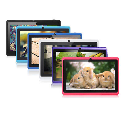 """8 / 16 GB 7"""" Google Android 4.2 Tablet PC Pad A23 Dual Core 2 Camera WIFI 1.5GHz"""