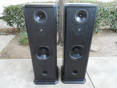 PSB STRATUS GOLD Tower Speakers 3  Ways Pair Exct.