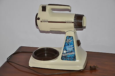 Sunbeam  Mixmaster Power Plus Model 01266 Mixer with Base only AS SHOWN