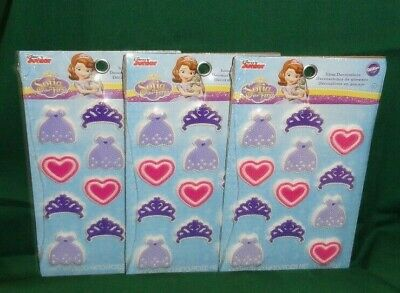 Sofia the First,Icing Decorations,Edible Cupcake Toppers,Wilton,12Ct.Purple