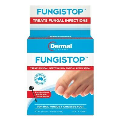 Best Price! Dermal Therapy Fungistop Nail Kit 30Ml Discount Chemist
