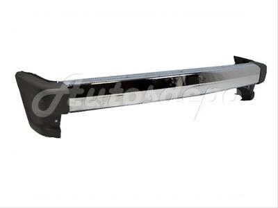 Chrome Steel Front Bumper For 1987-1993 Mazda B2200 2WD