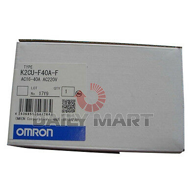 Omron Automation and Safety K2CU-F40A-F Detector Switches Heater Fault Detector