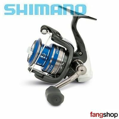 Angelrolle Shimano Technium FD Stationärrolle Frontbremse 1000 - 5000er