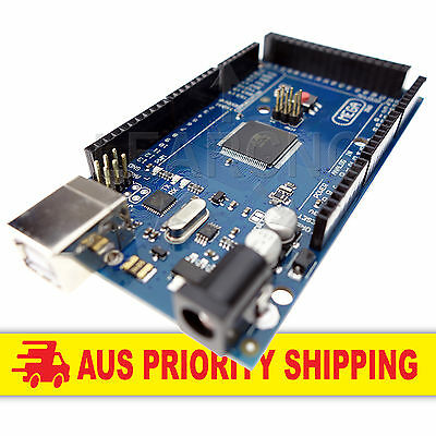 2015 ATmega2560 ATMEGA16U2 Board+USB Cable for Arduino MEGA2560 R3 Compatible