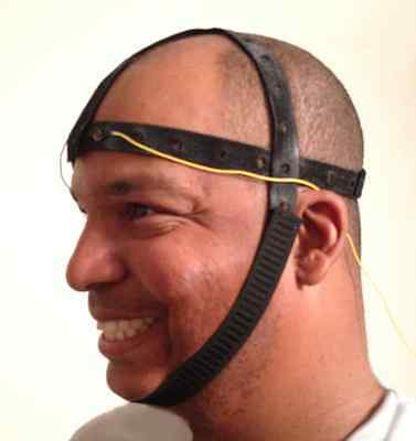 DRY EEG Dry/Wet Electrodes,  EEG Headband and 5 Cables