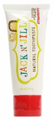 Jack N Jill Strawberry Toothpaste - 50g