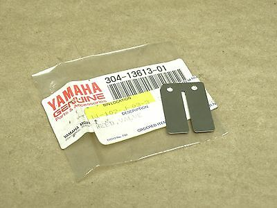 NOS New Yamaha 1975-1976 YZ80 Air Intake Reed Valve 304-13613-01