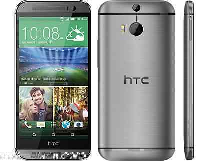 New Htc One M8 Dummy Handset Display Mobile Phone Silver