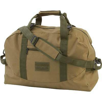 "20"" OD Green Canvas Duffle Bag Utiility Tote Shoulder Travel Survival Military"