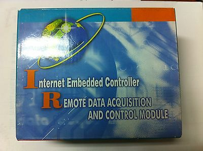 ICP DAS I-7053_FG Non Isolated 16 Channel Digital Input Data Acquisition Module