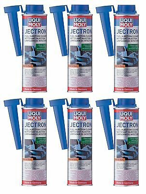 6x Liqui Moly Jectron Fuel Injection Cleaner For Gas Engine 300ml LiquiMoly