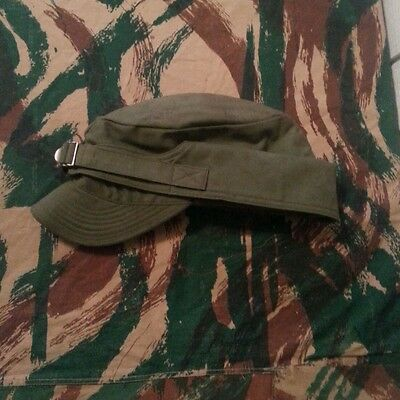 """WW2 US Army Cold Weather Winter Cap Hat Mountain 1941 Size 7 1/4"""" Free Shipping"""
