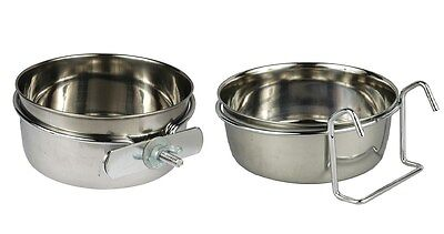 CLASSIC Coop Cup Dog Bowl - any bowl sizes & style - Bolt or Hook Design !