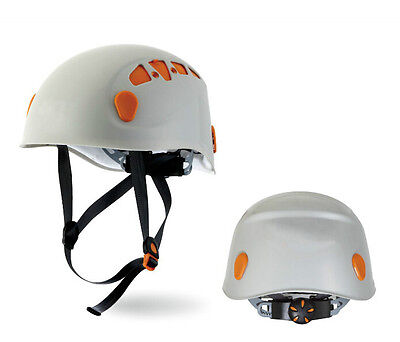 Singing Rock Resistant climbing Cycling Safety Helmet Hard Hat Working Grey