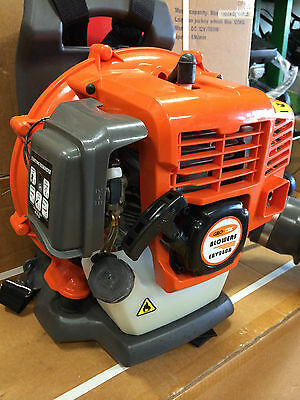 GroTek power systems 43cc commercial backpack leaf blower 500klm  6kg!