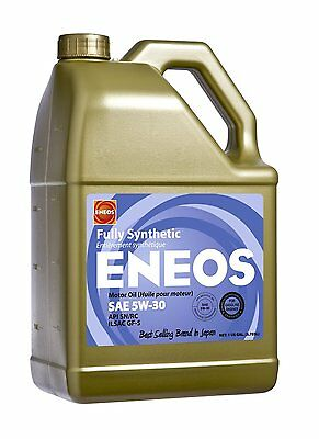 Eneos High Performance SAE 5W30 Full Synthetic Motor Oil 4.73L x1 Jug
