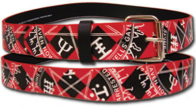 *NEW* Hellsing Ultimate Magic Circle PVC Large (L) Belt
