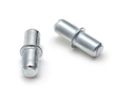 SHELF SUPPORTS PLUG IN STEEL PEGS PINS Ø5 mm HOLE PACK OF 20