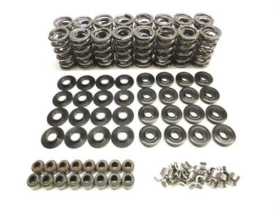 "Brian Tooley Racing Dual Spring Kit .660"" Lift GM LS Engines w/ Steel Retainers"