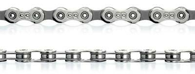 Campagnolo Record 10X Ultra Narrow Wide 10 Speed 114 Links Bike Chain Silver