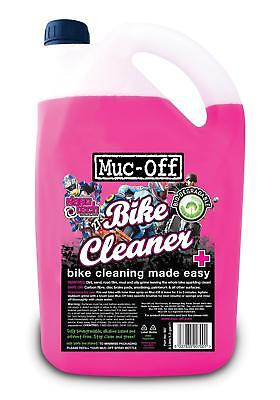 Muc-Off Motorcycle Bike Cleaner Refill 5L Biodegradable Nanotech Protection