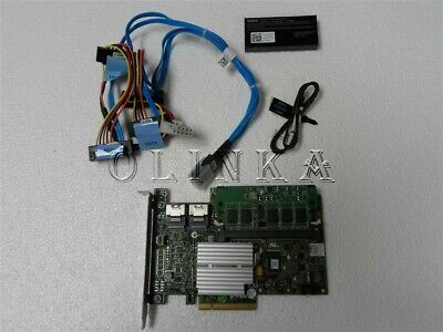 Dell Poweredge R310 Server Perc H700 Pci Raid Battery Cable For Cabled Hdd X394K